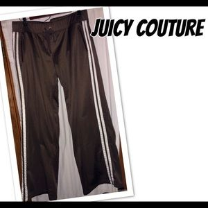 NWOT JUICY COUTURE TRACK PANTS WITH STRIPES!